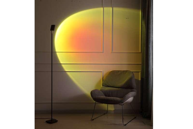 Floor Lampa Lens TAURUS