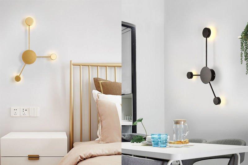 Kinkiet Lampa Ścienna LED - TRYTON 6
