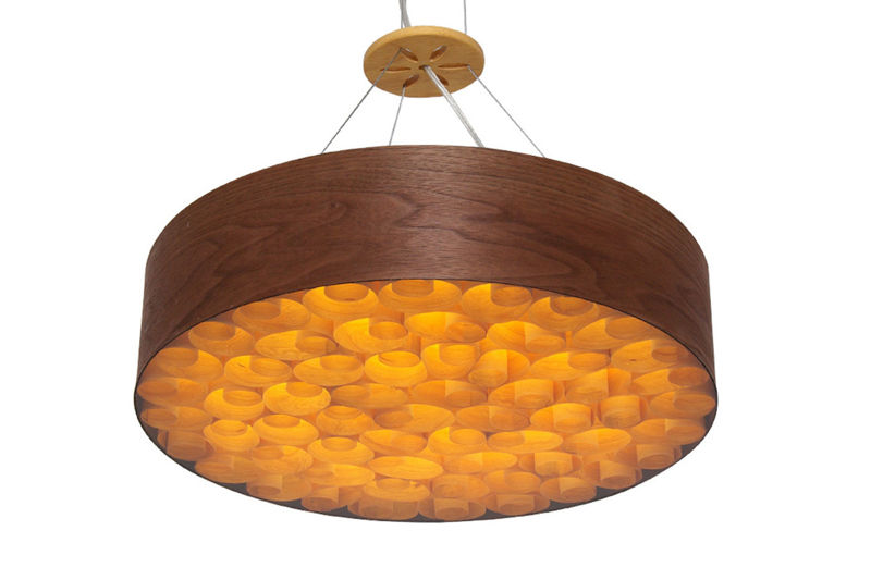 Lampa Wisząca NINER 600