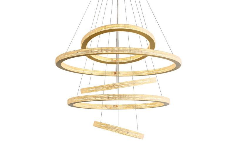 Pendant Lamp Rings Circles LED - TARS 5 MODEL B