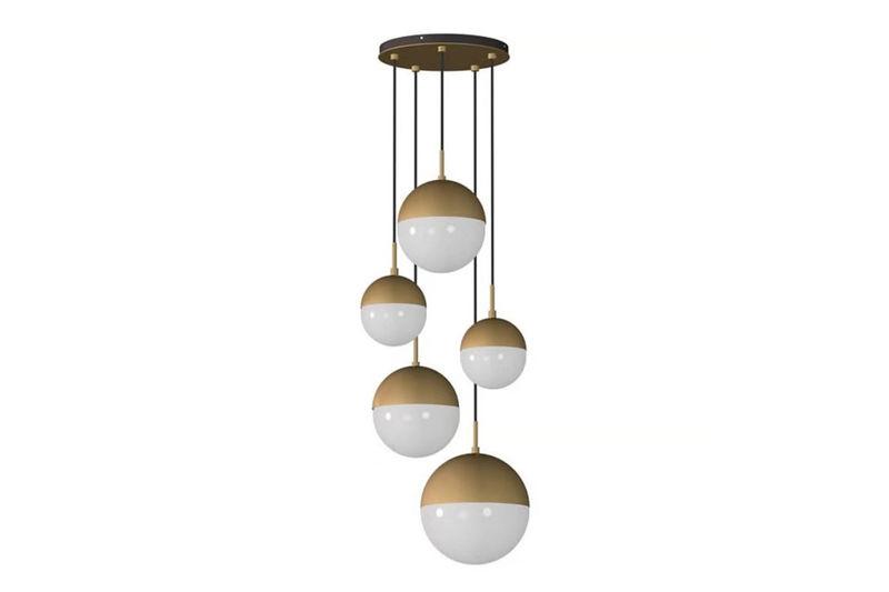 Pendant Lamp SVENSKA 5 - Round Ceiling Plate