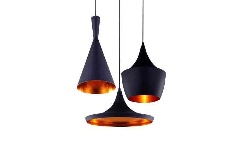 Pendant Lamp TEX - Round Ceiling Plate