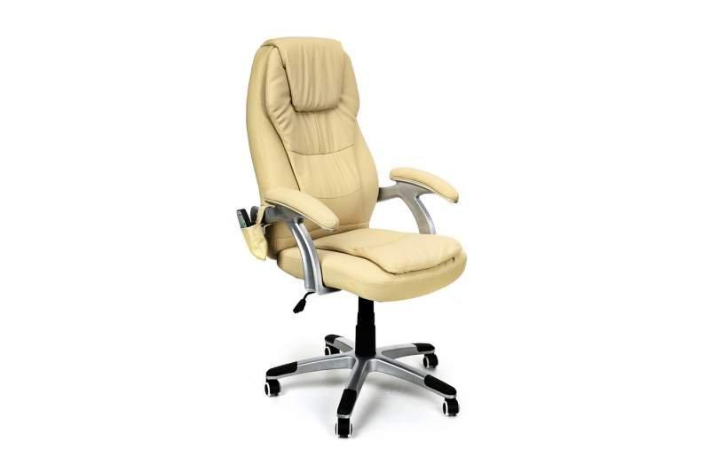 Fotel Biurowy NEM Z Masażem