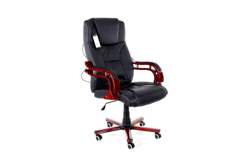 Fotel Biurowy PRESIDENT Z Masażem