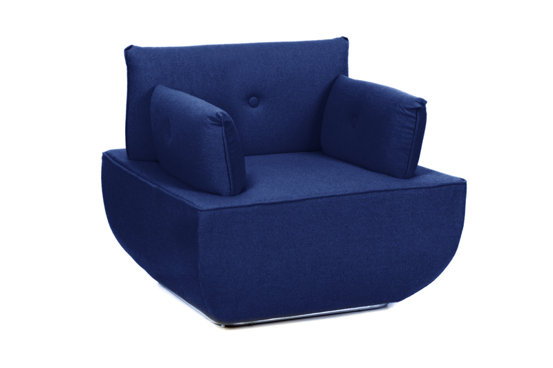 Fotel PACKAX Wełna