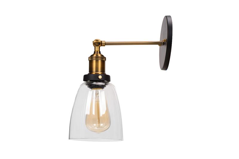 Kinkiet Lampa Ścienna  SPASTON