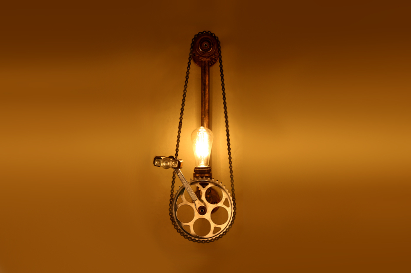 Kinkiet Lampa Ścienna YANEZ