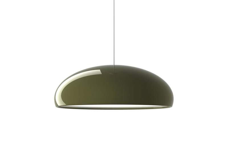 Lampa MUNDIM Fioletowa