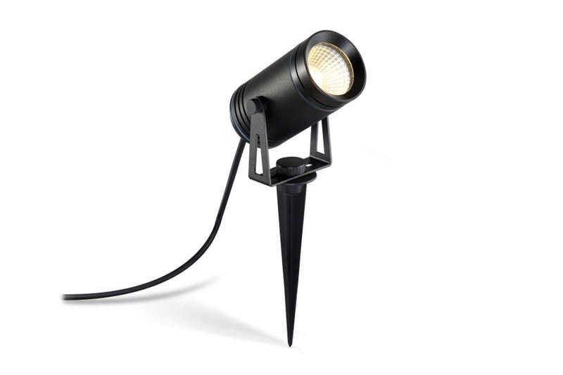 Lampa Ogrodowa Zewnętrzna Na Szpikulcu URAL 60