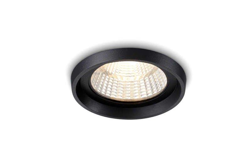 Lampa Ogrodowa Zewnętrzna Sufitowa Wpuszczana KIROS 24W