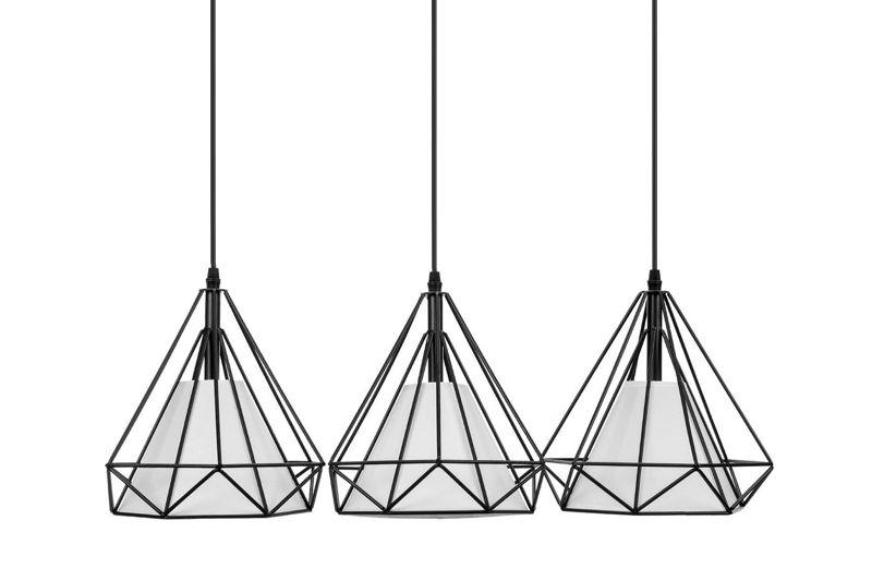 Lampa Wisząca Ażurowa - ARIEGES 3