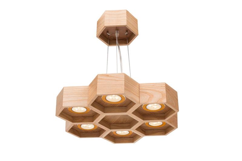 Lampa Wisząca HEXA 6