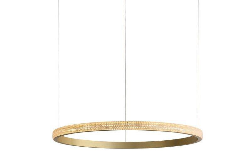 Lampa Wisząca Okrągła LED - TARS 400 MODEL B