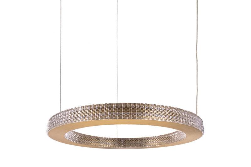 Lampa Wisząca Okrągła LED - TARS 600 MODEL C