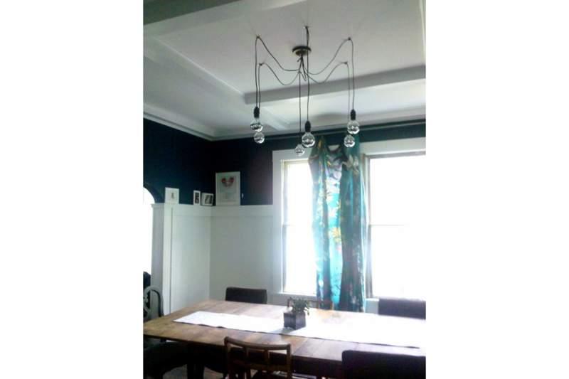 Lampa Wisząca Pająk - XEROBYSS 8