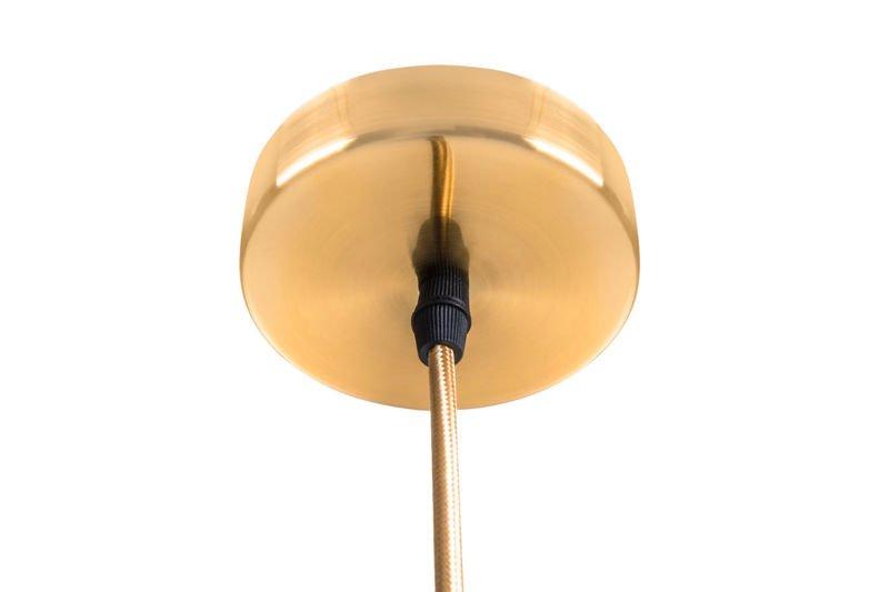Lampa Wisząca Złota Obręcz - BOLTON 250