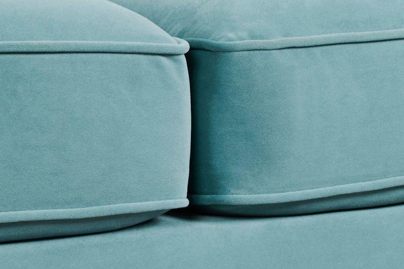 Sofa JACK TUXEDO 3 Osobowa Aksamit